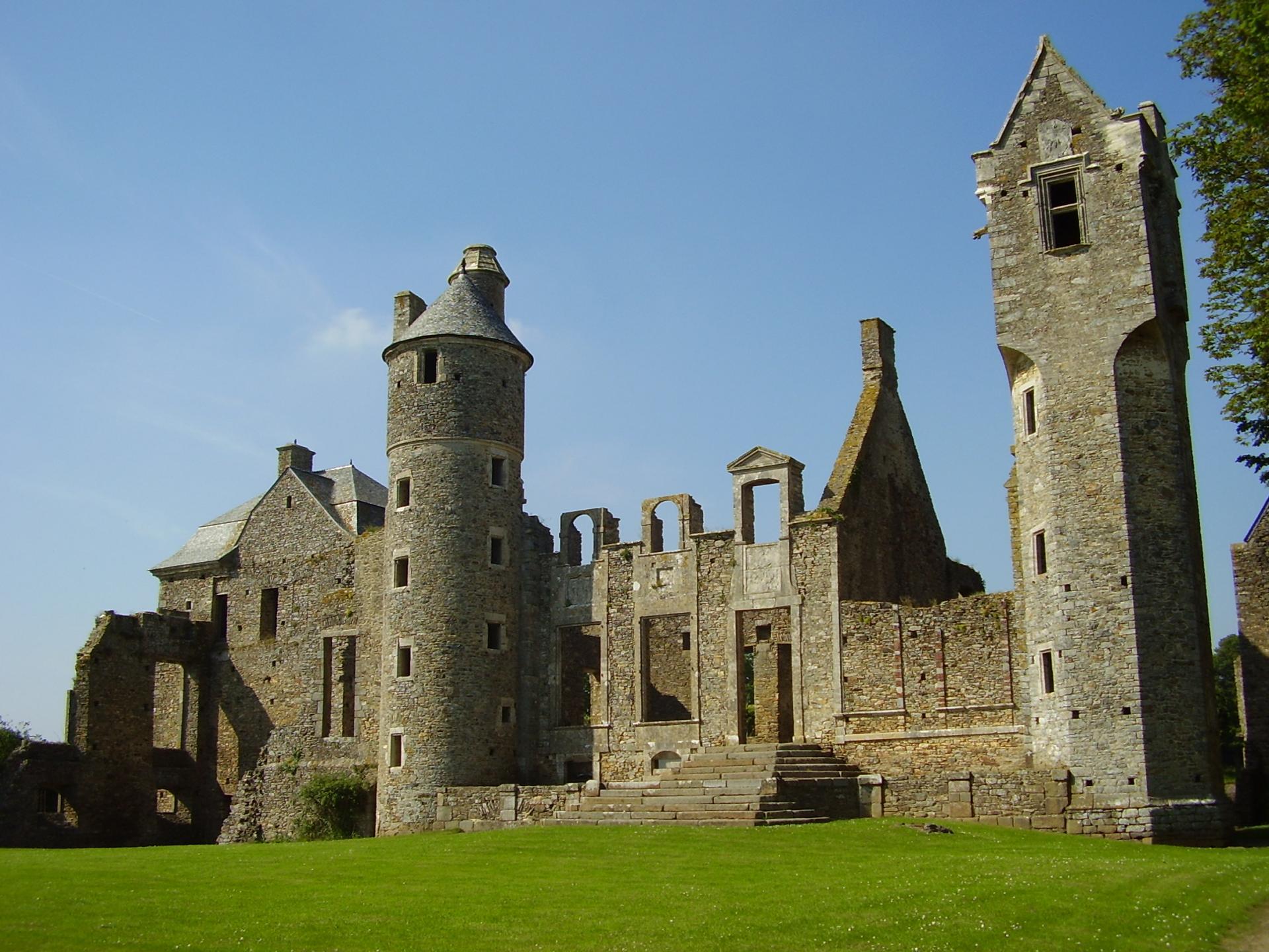 Chateau 5