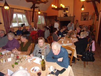 Club rencontre repas 2014