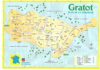 Gratot map